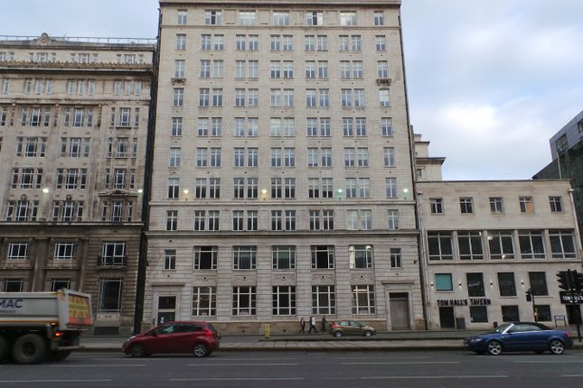 Thumbnail Flat to rent in The Strand, Liverpool