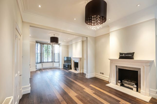 Thumbnail Semi-detached house to rent in Trinity Road, Wimbledon