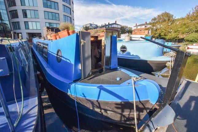 Thumbnail Houseboat for sale in Two Flowers, Kings Cross