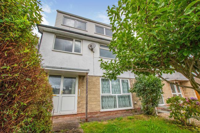 Thumbnail Semi-detached house for sale in Bryncyn, Pentwyn, Cardiff