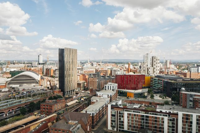 Thumbnail Flat for sale in Albion Street, Manchester