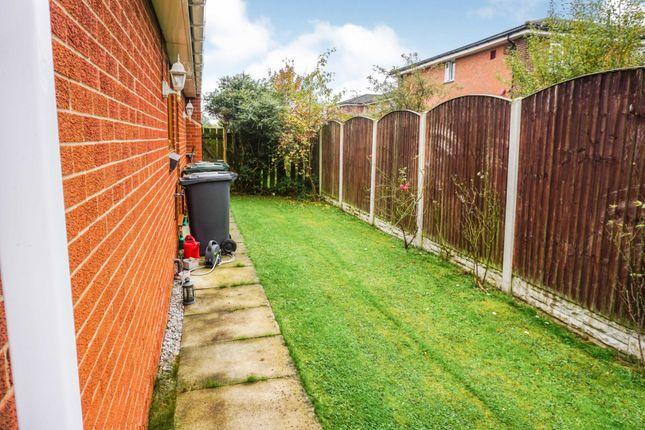 Side Garden of Birchfields Close, Leeds LS14