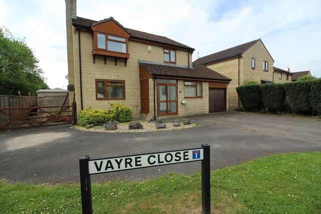 Thumbnail Detached house for sale in Vayre Close, Chipping Sodbury, Bristol