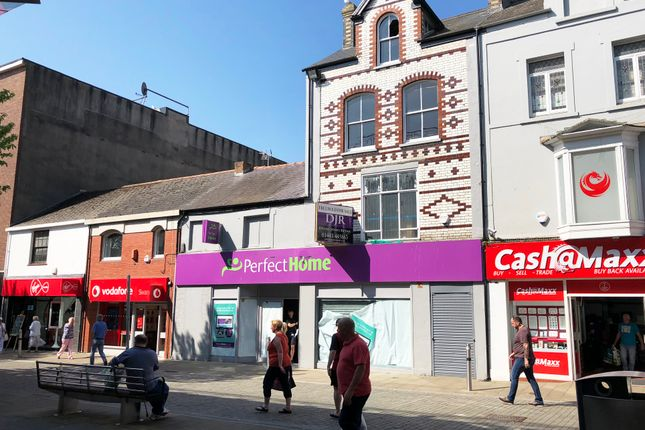 Thumbnail Retail premises for sale in Union Street, Swansea