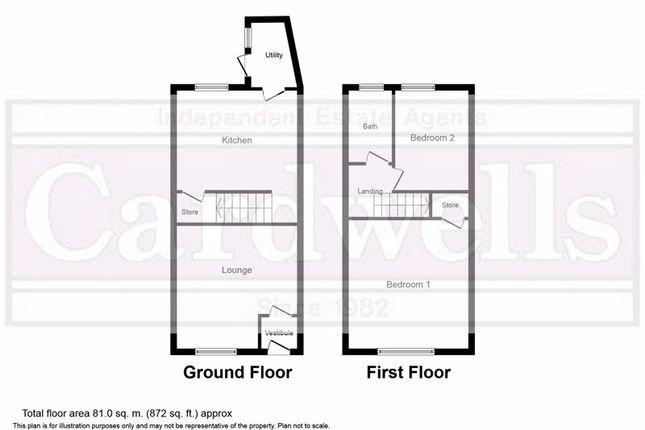 Floorplan of Church Street, Walshaw, Bury BL8