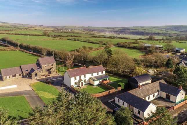 Thumbnail Bungalow for sale in Maes Yr Haul, Tufton, Clarbeston Road, Pembrokeshire