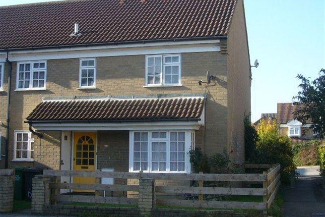 Thumbnail Property to rent in Dorrington Close, Luton