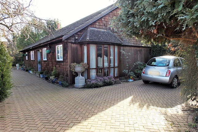 Detached bungalow for sale in Pattens Lane, Chatham