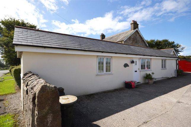 Thumbnail Semi-detached bungalow to rent in Sherwell, Callington, Cornwall