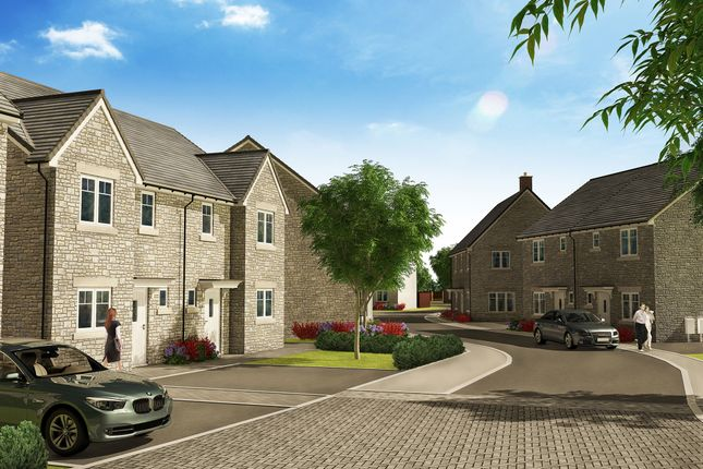 Thumbnail Detached house for sale in Frome Road, Norton Radstock, Somerset