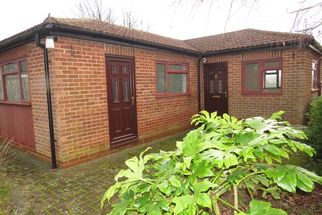 Thumbnail Detached bungalow for sale in Kelmarsh Road, Arthingworth, Market Harborough