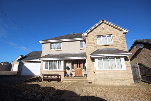 Thumbnail Detached house for sale in Normand Road, Dysart, Fife