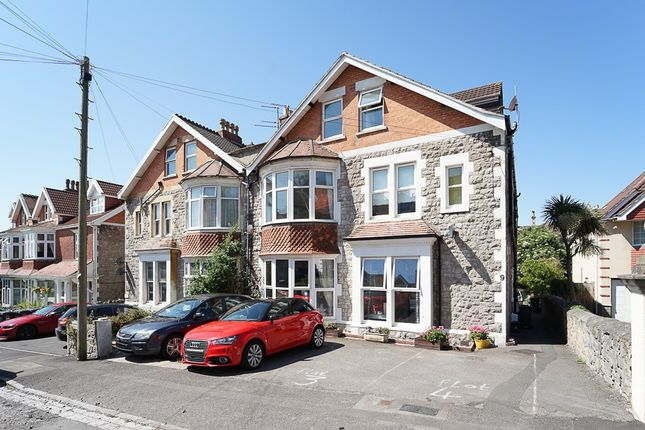 Thumbnail Flat for sale in Elmhyrst Road, Weston-Super-Mare