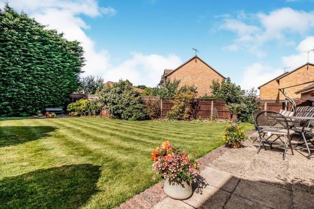 Garden of Farnefold Road, Steyning, West Sussex BN44