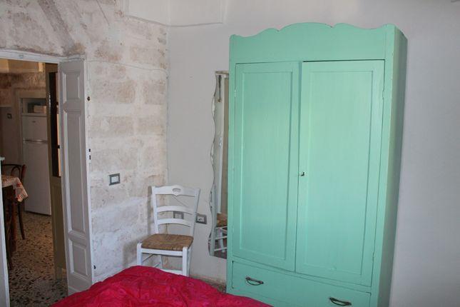 Master Bedroom of Casa Zona Ottocentesca, Ostuni, Puglia, Italy