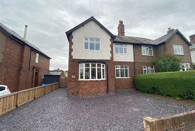 Thumbnail Semi-detached house for sale in Scotland Road, Carlisle, Cumbria