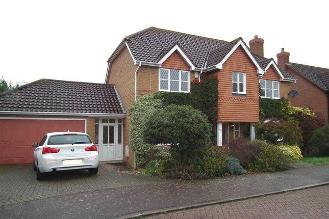 Thumbnail Property to rent in Windingbrook Lane, Collingtree, Northampton