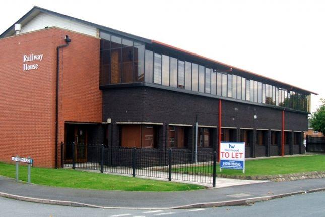 Office to let in Railway House, Railway Road, Chorley