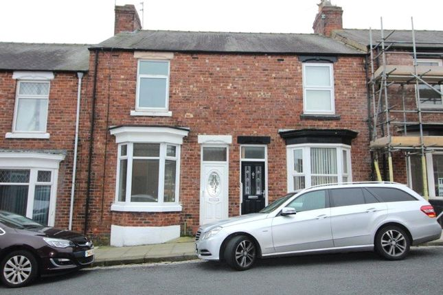 2 bed terraced house to rent in Osbourne Street, Shildon, County Durham DL4