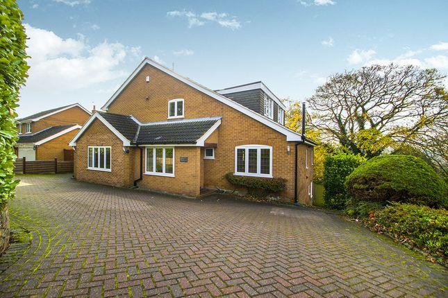 Thumbnail Detached house for sale in Longfield Lane, Ilkeston