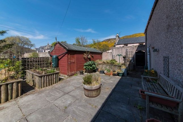 Thumbnail Semi-detached house for sale in 4 Lillieshall Street, Helmsdale, Highland