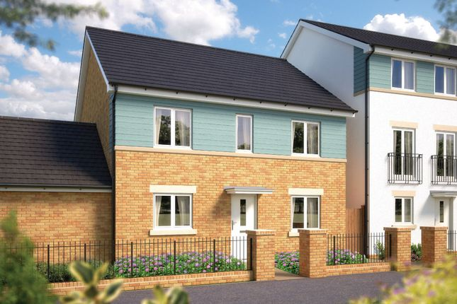 """Thumbnail Property for sale in """"The Buxton"""" at Mayfield Way, Cranbrook, Exeter"""