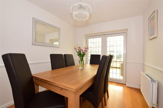 Dining Room of Bexley Gardens, Chadwell Heath, Romford, Essex RM6