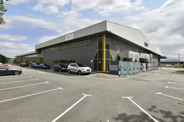 Thumbnail Industrial for sale in Unit 107, Tenth Avenue, Deeside Industrial Park