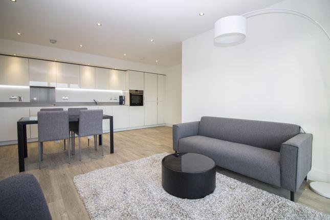 Living Room of Grove Court, Lyon Square, Harrow HA1
