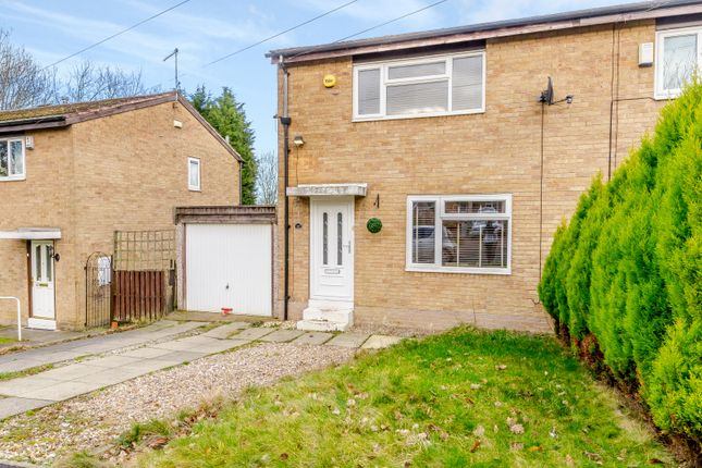 2 bed semi-detached house for sale in Car Vale Drive, Sheffield