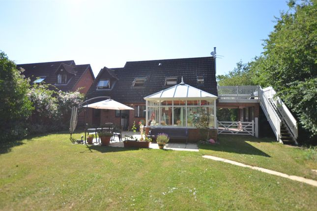 Thumbnail Property for sale in Woods Close, Hellesdon, Norwich