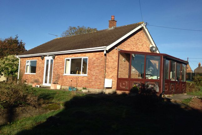 Thumbnail Detached bungalow to rent in The Close, Broadwell