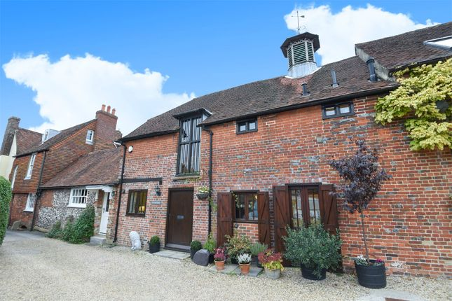 Thumbnail Terraced house to rent in West Street, Alresford, Hampshire