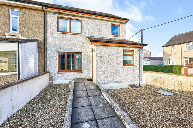 3 bed terraced house to rent in Laghall Court, Kingholm Quay, Dumfries DG1
