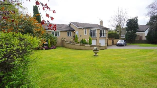 Thumbnail Detached house for sale in Western Way, Ponteland, Newcastle Upon Tyne, Northumberland
