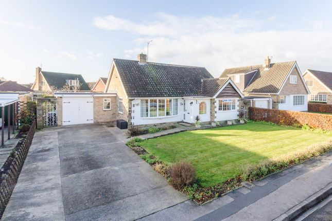 Thumbnail Detached bungalow to rent in Meadlands, York