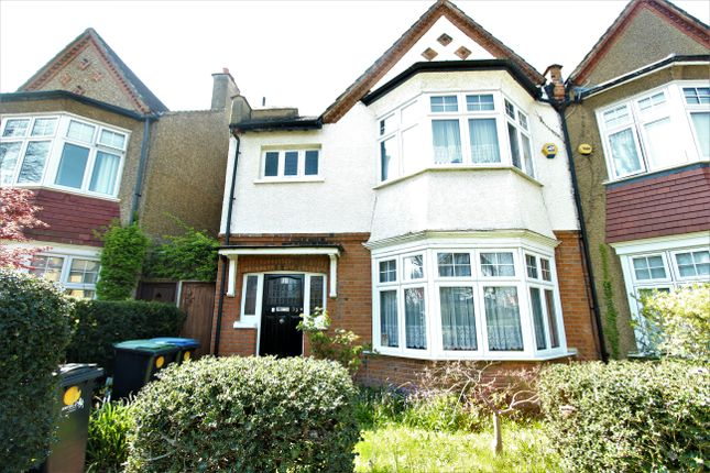 Thumbnail Semi-detached house for sale in Abbey Road, Enfield