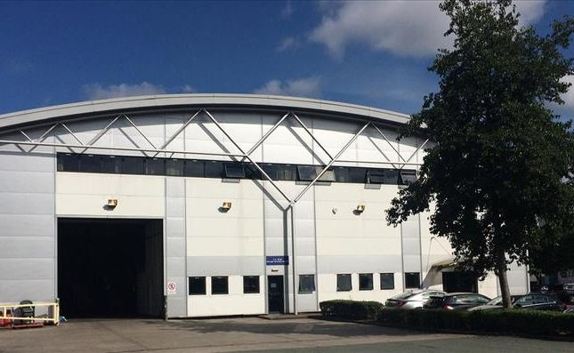 Thumbnail Light industrial to let in Unit 7 Circle South, Trafford Park, Manchester, Greater Manchester