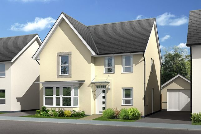 Thumbnail Detached house for sale in The Cambridge, Sutton Chase, Main Road, Ogmore-By-Sea, Bridgend.