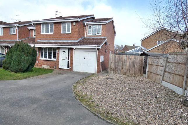 Thumbnail Detached house for sale in Sheriffs Lea, Toton, Beeston, Nottingham