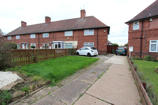 2 bed semi-detached house for sale in Ravensworth Road, Bulwell