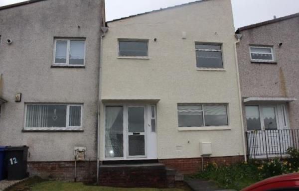 Thumbnail Terraced house for sale in Moidart Road, Port Glasgow