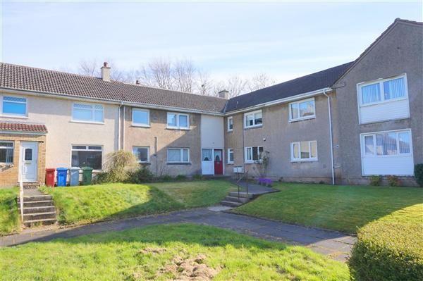 Thumbnail Flat to rent in Wingate Drive, East Kilbride