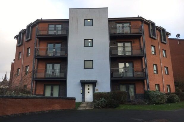 Thumbnail Flat to rent in Pear Tree Close, Lichfield
