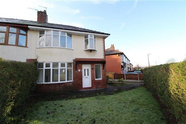 Thumbnail Property for sale in Ribbleton Hall Drive, Preston