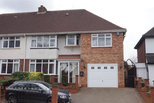 Thumbnail Semi-detached house for sale in Westwood Road, Sutton Coldfield