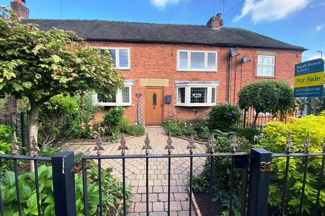 Thumbnail Cottage for sale in Station Road, Denby, Ripley
