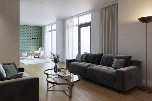Thumbnail Triplex for sale in Flat 1, 4 Singer Mews, London