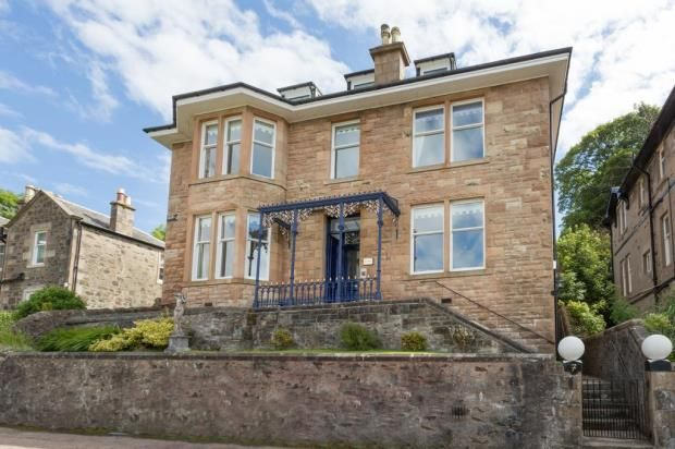 Thumbnail Detached house for sale in Bishop Terrace, Rothesay, Isle Of Bute, Argyll And Bute
