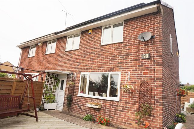 Thumbnail Semi-detached house for sale in Grange Road, Sheffield